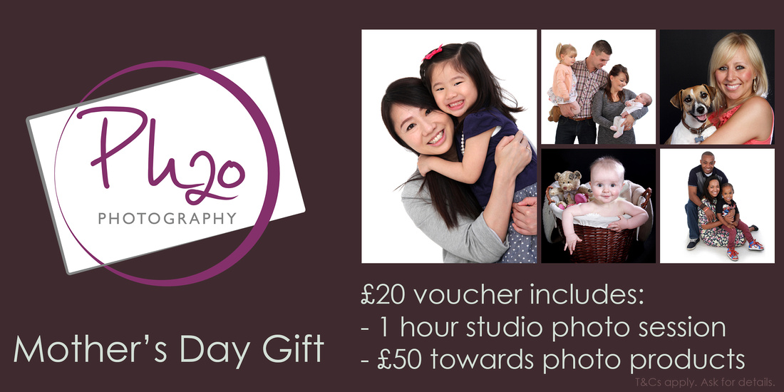 Personalised Mothers Day Gift Voucher