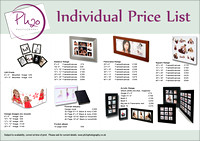 Individual Price List
