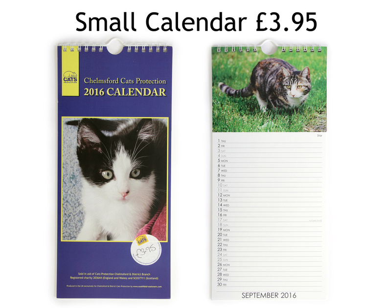 Cats Protection Calendars